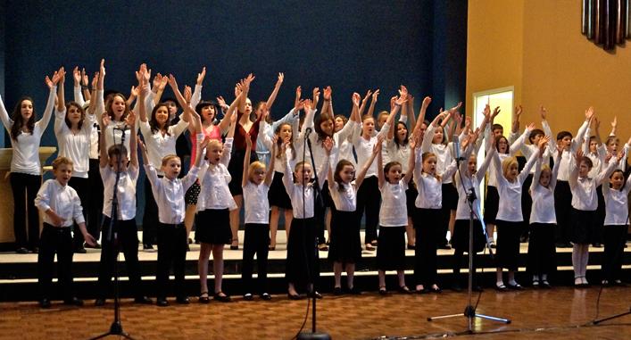 St John Bosco Acadamy School Chorus